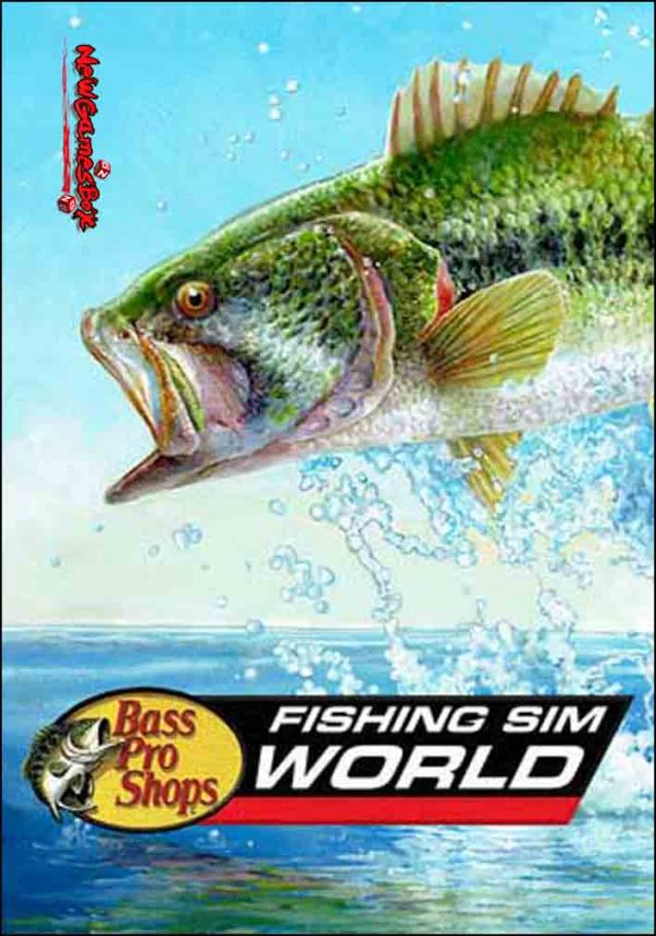 Fishing Sim World Bass Pro Shops Edition Free Download
