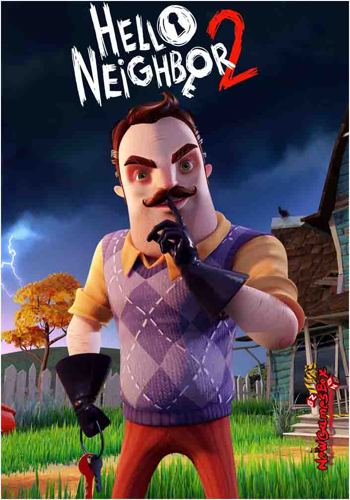 Hello Neighbor 2 Free Download Full PC Game Setup