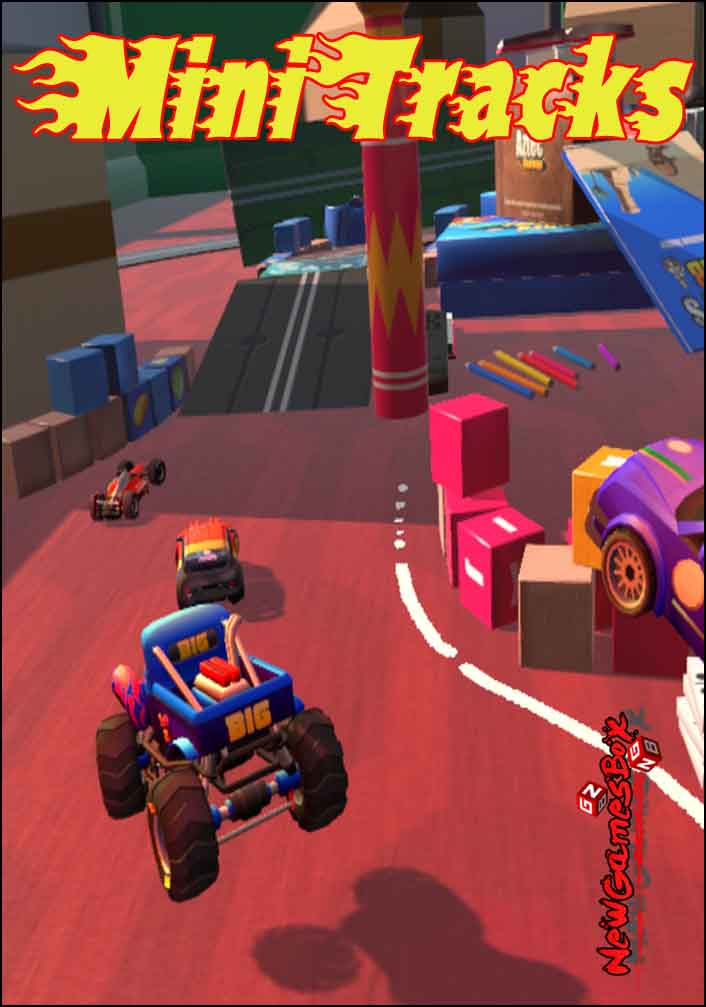 MiniTracks Free Download Full Version PC Game Setup