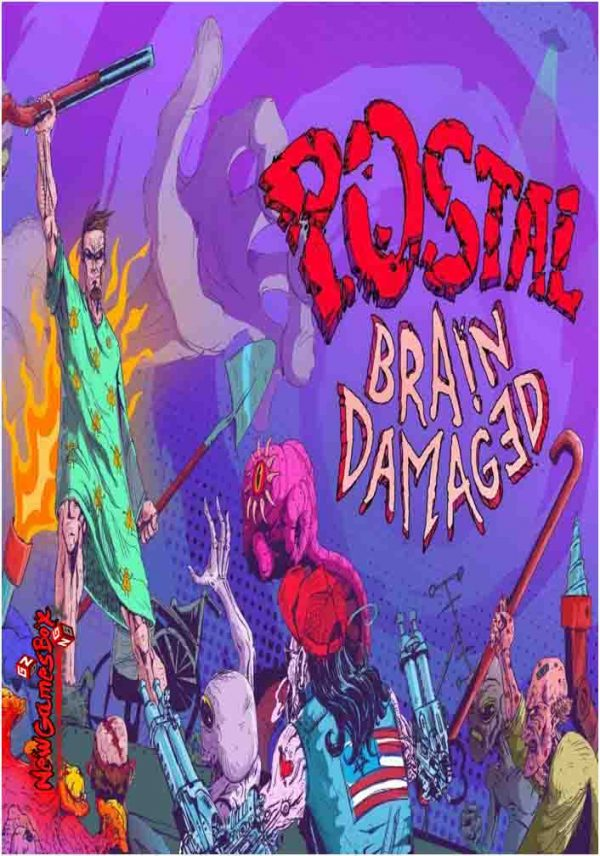 POSTAL Brain Damaged Free Download PC Game Setup