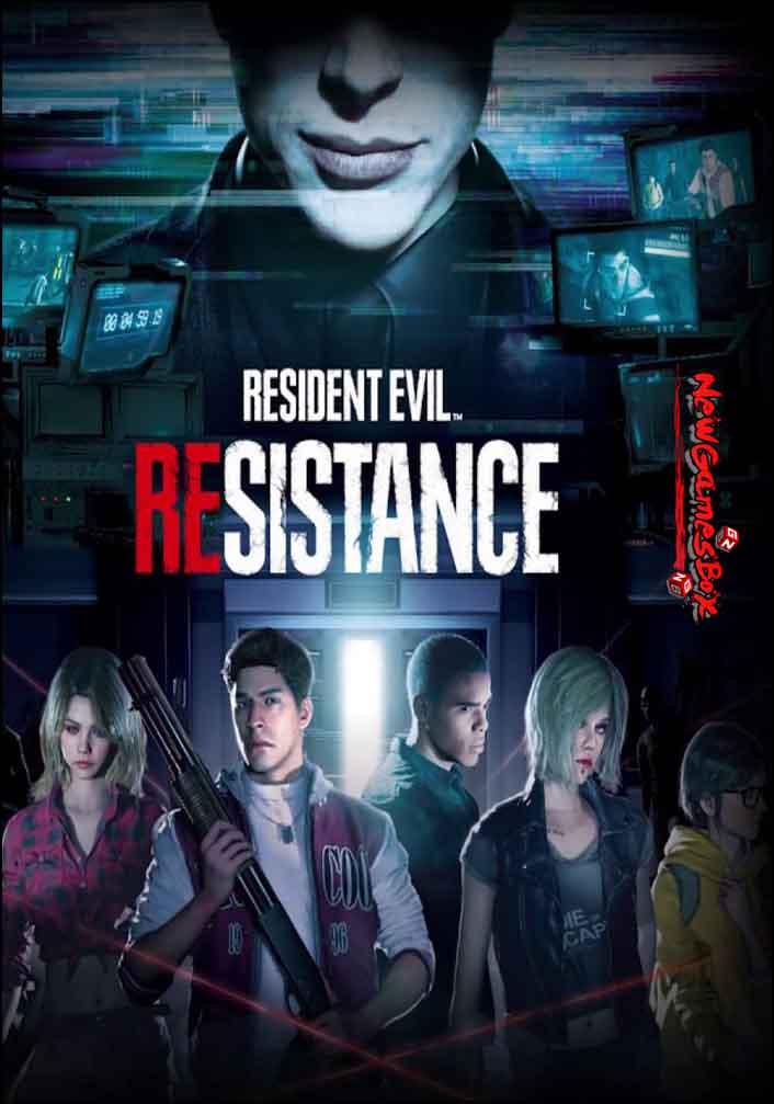 Resident Evil Resistance Free Download PC Game Setup
