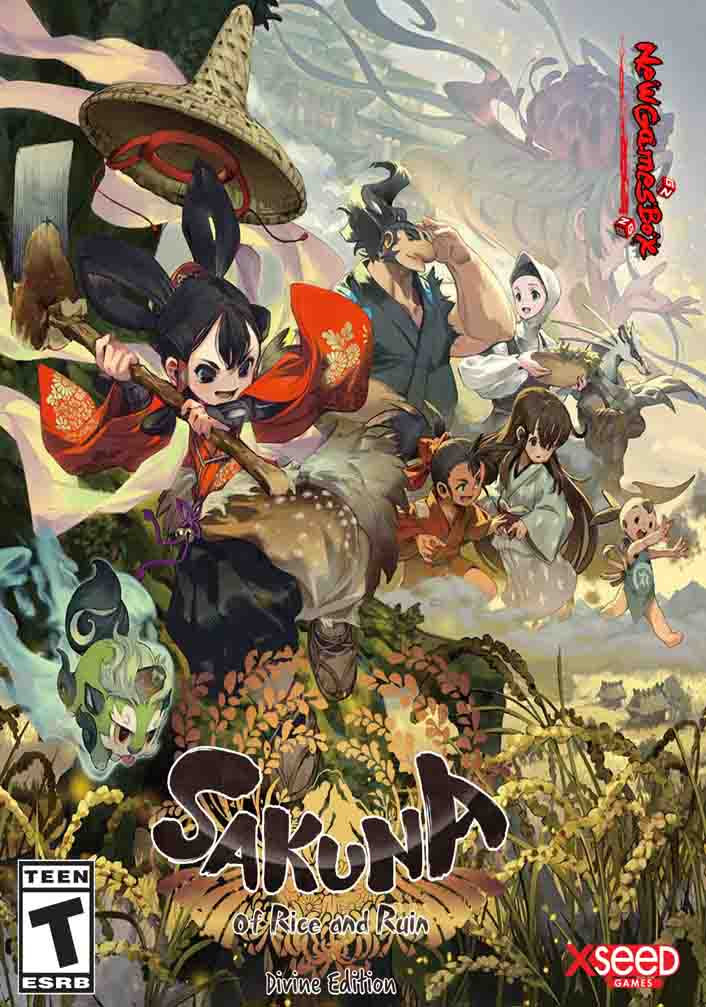 Sakuna Of Rice And Ruin Free Download PC Game Setup
