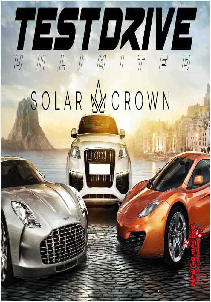 Test Drive Unlimited Solar Crown Free Download PC Game
