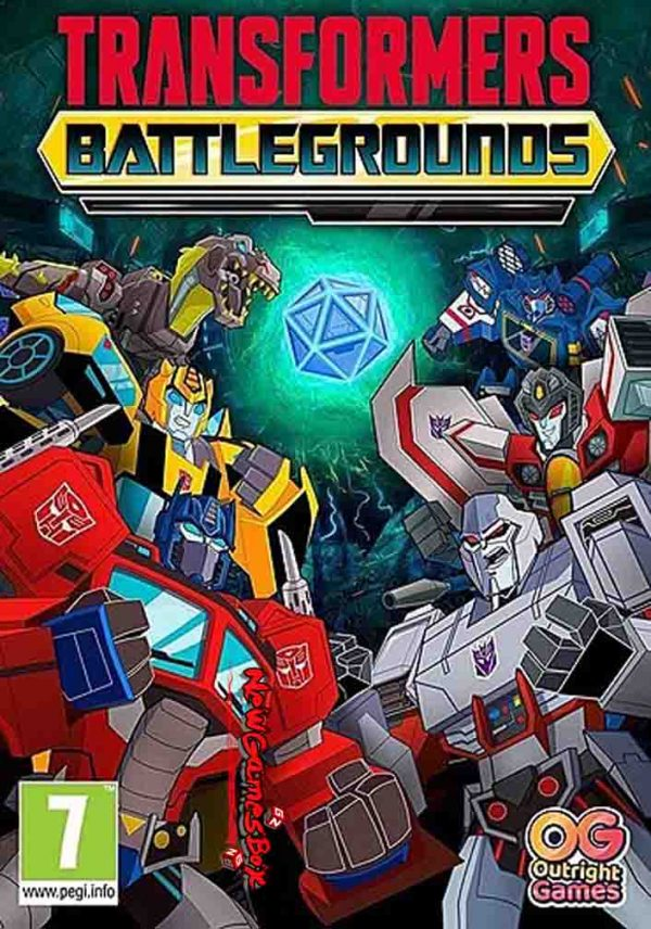 Transformers Battlegrounds Free Download PC Setup