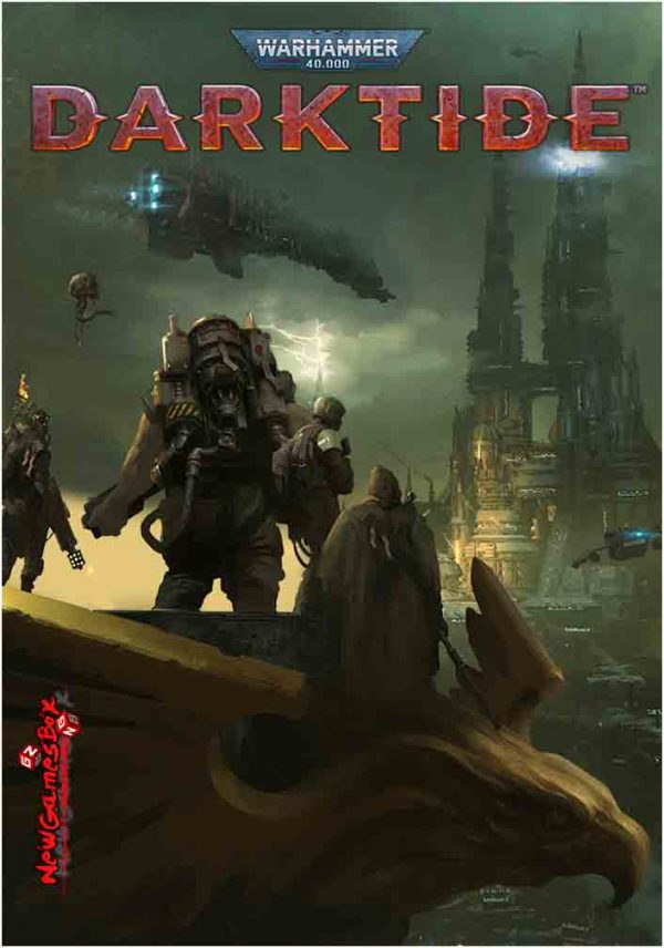 Warhammer 40000 Darktide Free Download PC Game Setup