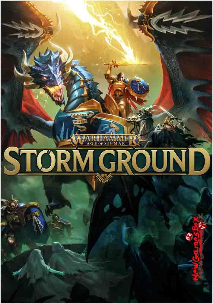 Warhammer Age Of Sigmar Storm Ground Free Download PC