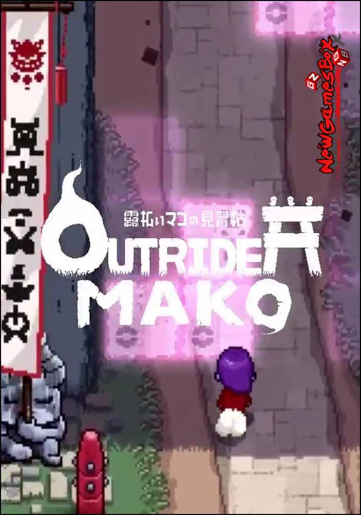 Outrider Mako Free Download Full PC Game Setup