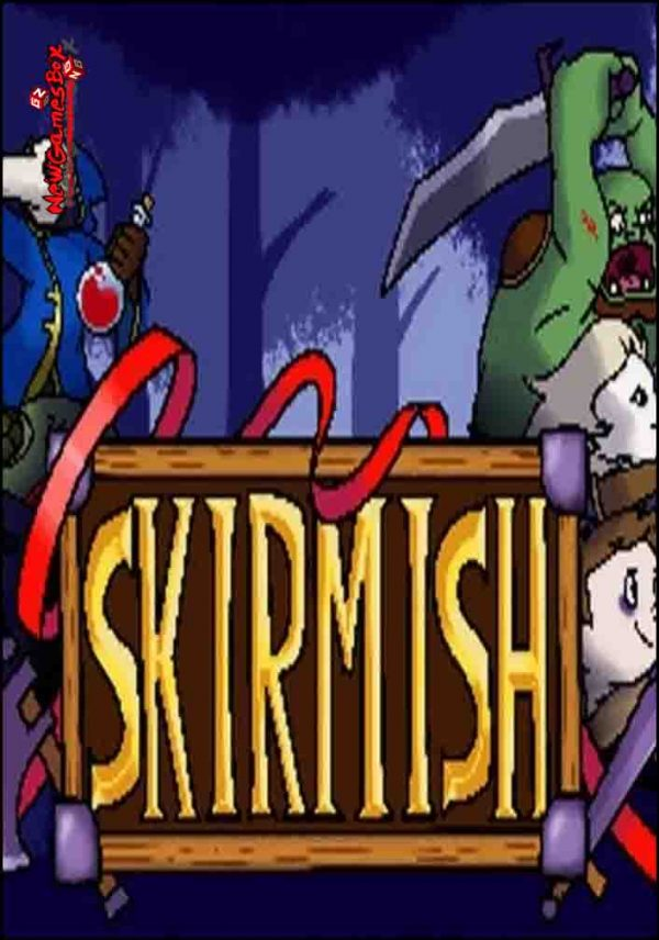 Skirmish Free Download Full Version PC Game Setup