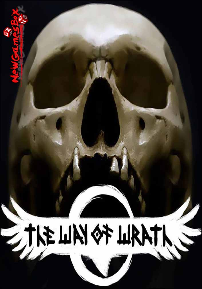 The Way Of Wrath Free Download PC Game Setup